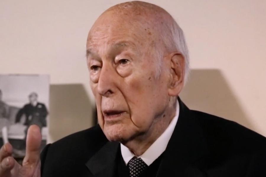 Były prezydent Valery Giscard d'Estaing trafił do szpitala