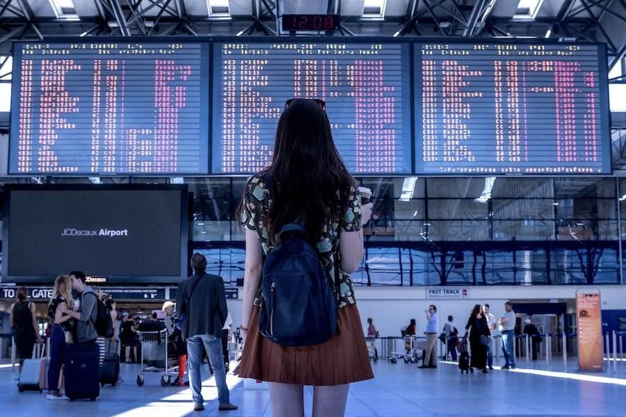 Odwołano dwa kolejne loty Air France z Paryża do Moskwy