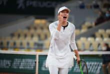 Iga Świątek przeszła do ćwierćfinału wielkoszlemowego turnieju French Open