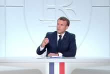 Aktualizacja: Emmanuel Macron wprowadza godzinę policyjną w regionie Ile-de-France i 8 metropoliach