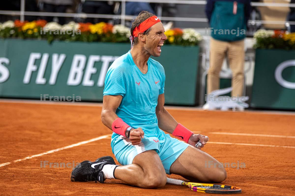 Po raz trzynasty Nadal wygrywa w turnieju Roland Garros