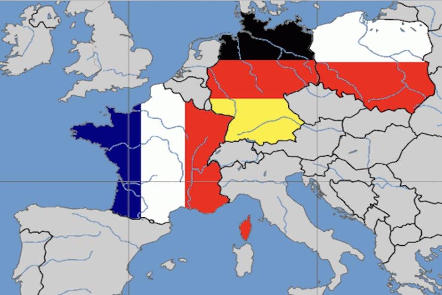 W Paryżu w czwartek spotkanie szefów dyplomacji Trójkąta Weimarskiego