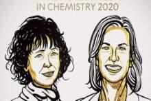 Nobel z chemii za nożyczki do genów