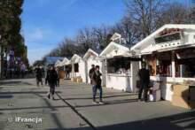 Jarmark bożonarodzeniowy w Paryżu odwołany z powodu pandemii