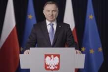 Prezydent Andrzej Duda na Paryskim Forum Pokoju: podstawą budowy świata solidarnego jest poszanowanie życia