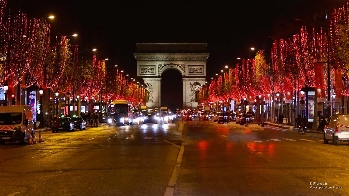 Paryż nie opustoszał w pierwszy wieczór po wprowadzeniu godziny policyjnej