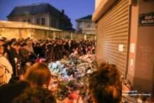 Obchody 5. rocznicy zamachów terrorystycznych na Bataclan i Stade de France