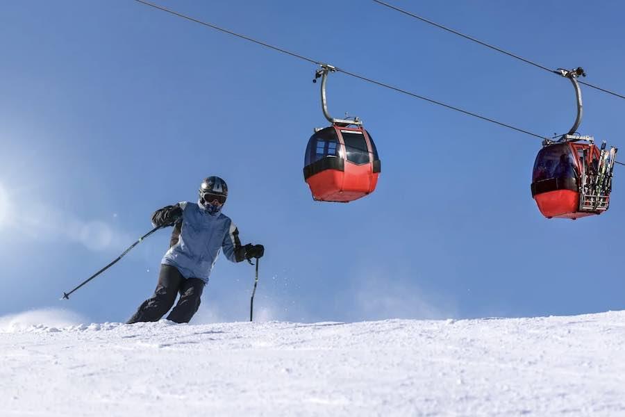 Branża narciarska naciska na otwarcie stoków na święta Bożego Narodzenia