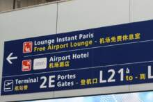 Zmiana terminalu dla rejsów LOTu na paryskim lotnisku Charles'a de Gaulle'a