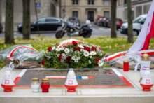 Uroczystości upamiętniające ofiary stanu wojennego