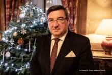 Życzenia Ambasadora Tomasza Młynarskiego z okazji Świąt Bożego Narodzenia