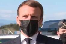 Prezydent Macron: Stéphanie była policjantką, została zabita na swoim posterunku
