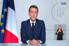 Macron ogłosił żałobę narodową po śmierci Valery'ego Giscarda d'Estaing