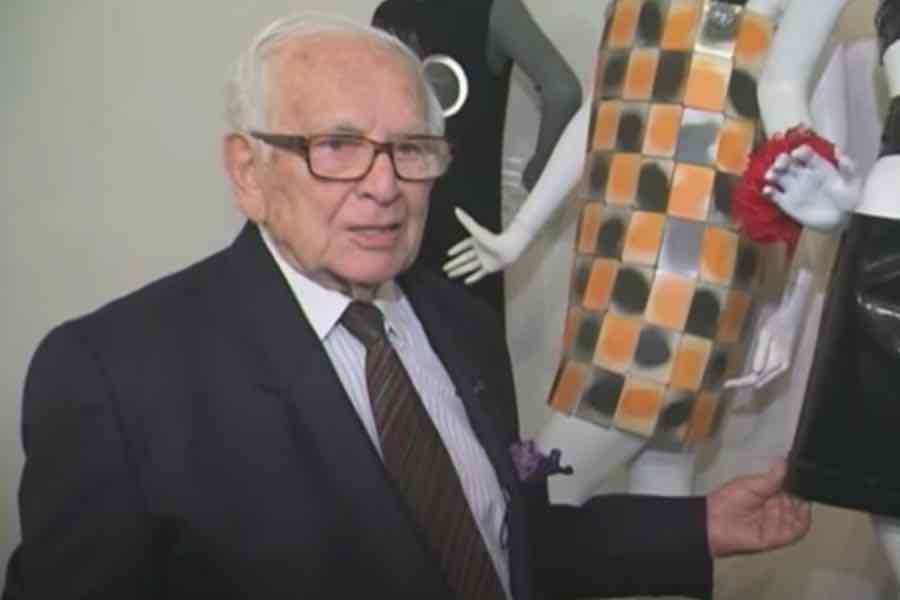 Zmarł projektant mody Pierre Cardin, miał 98 lat