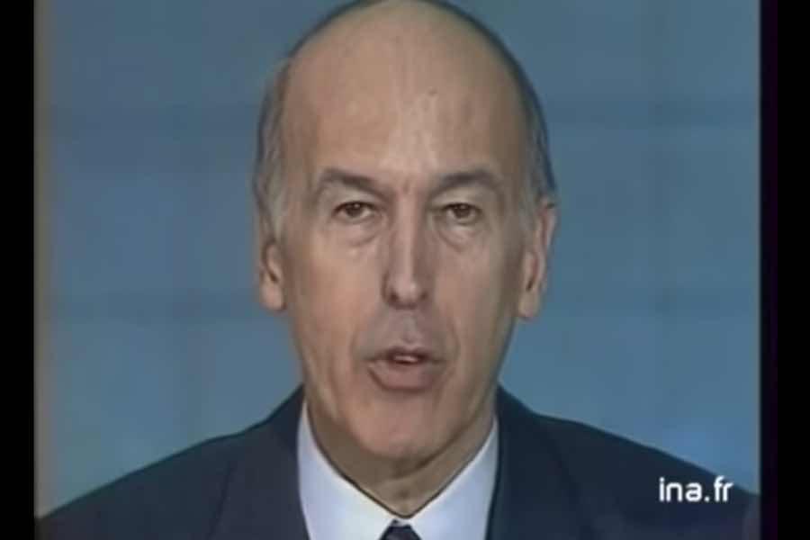 """Były prezydent Valery Giscard d'Estaing – był """"powiewem młodości i nowoczesności"""""""