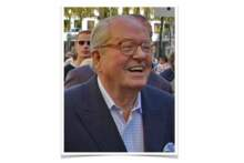 Tajny ślub Jean-Marie Le Pena zszokował rodzinę