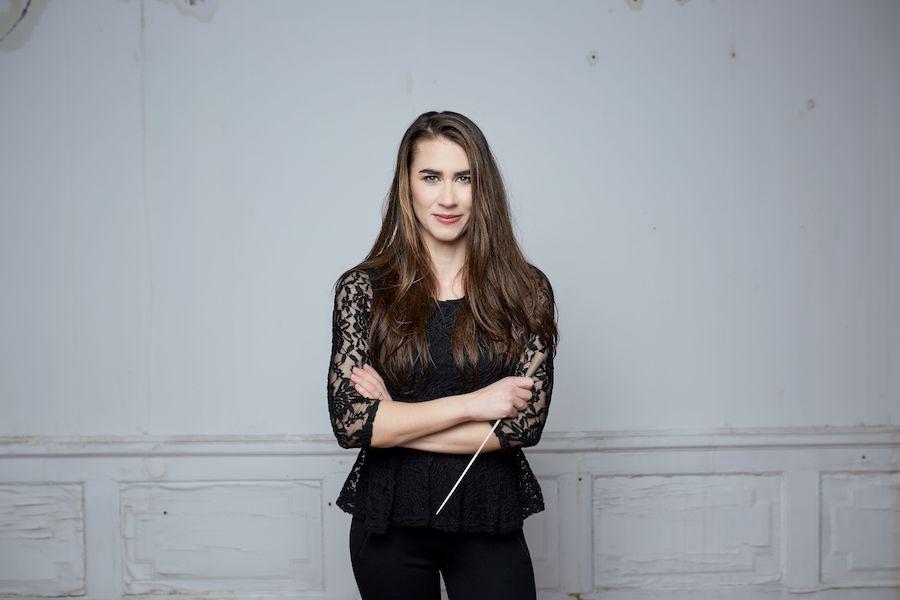 Dyrygentka Marta Gardolińska dyrektorem muzycznym Opéra national de Lorraine we Francji