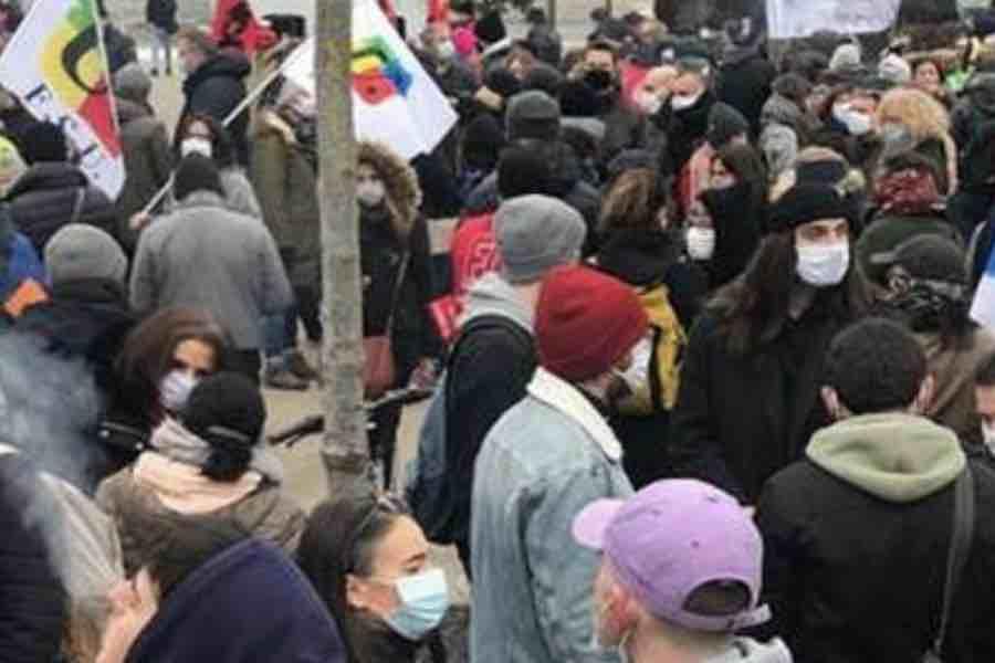 Strajki okupacyjne w teatrach