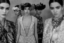 Wirtualny paryski tydzień mody Haute Couture