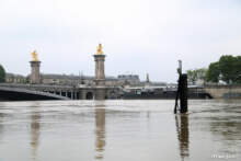 Powodzie na południowym zachodzie kraju – alert w Paryżu
