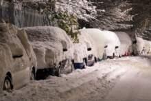 Alert pogodowy w 36 departamentach z powodu mrozu i śniegu