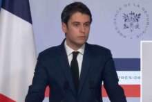 Gabriel Attal potwierdził harmonogram łagodzenia obostrzeń