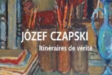 Książka po francusku o Józefie Czapskim