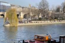 Dodatkowe strefy w Paryżu z zakazem spożywania alkoholu
