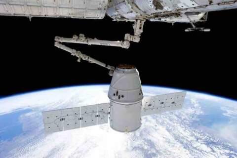 Francja umieściła na orbicie wojskowego satelitę komunikacyjnego Syracuse-4A