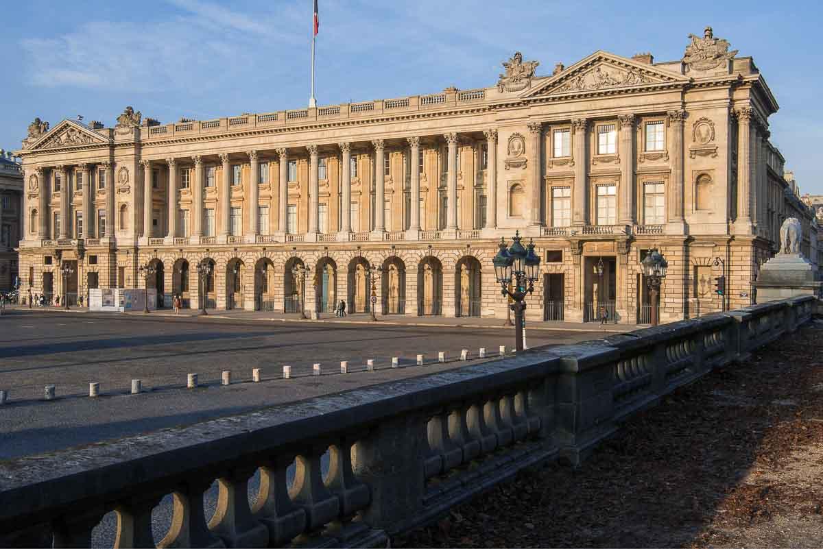 Była siedziba Ministerstwa Marynarki Wojennej w Paryżu zostanie otwarta dla zwiedzających