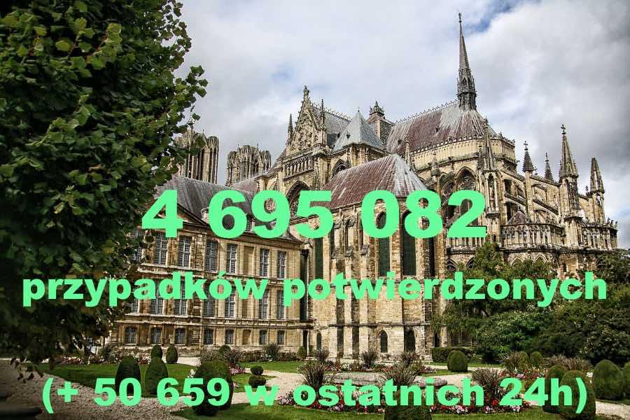 Czwartek, 1 kwietnia: Najnowszy bilans koronawirusa we Francji