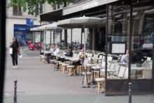 Szef paryskiej restauracji: pierwszy lockdown uderzył w styl życia Francuzów, drugi w ich duszę