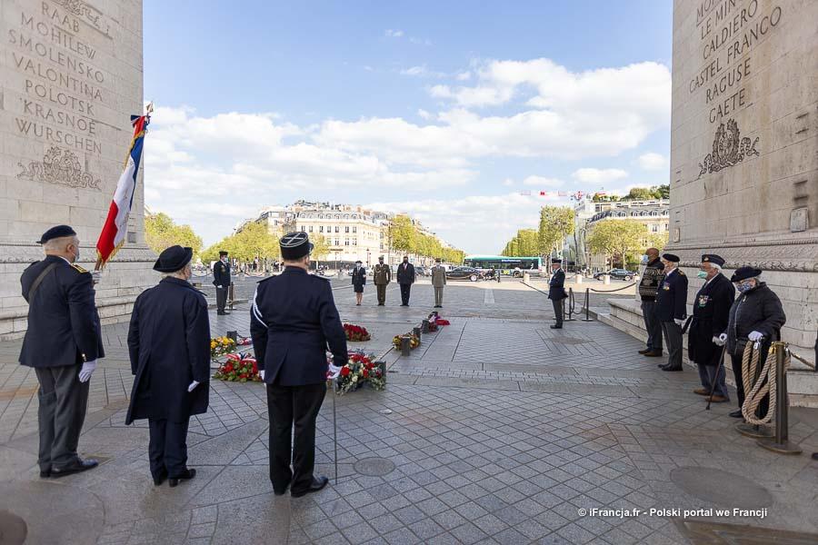 Obchody rocznicy uchwalenia Konstytucji 3 Maja w Paryżu