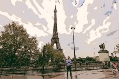 Przewodnik po Francji –  wieża Eiffla