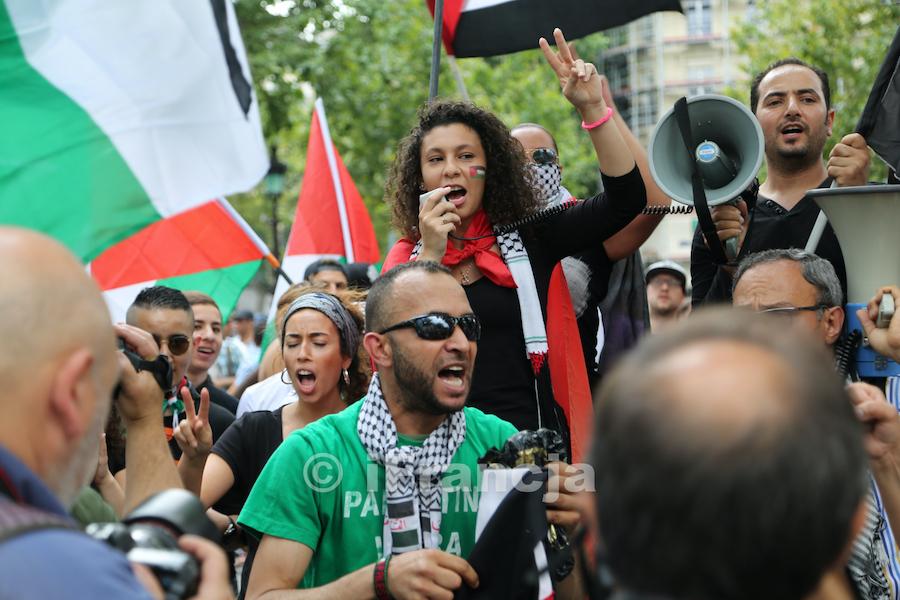 Trybunał Administracyjny utrzymał zakaz propalestyńskiej demonstracji w Paryżu