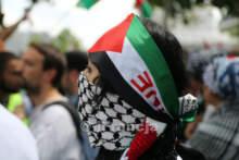 Akty wandalizmu i starcia z policją podczas propalestyńskiej manifestacji w Paryżu