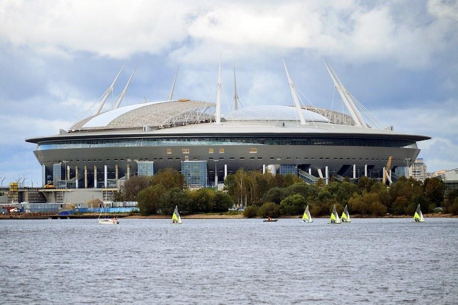 Intelektualiści: skreślić Petersburg z listy miast ME 2021