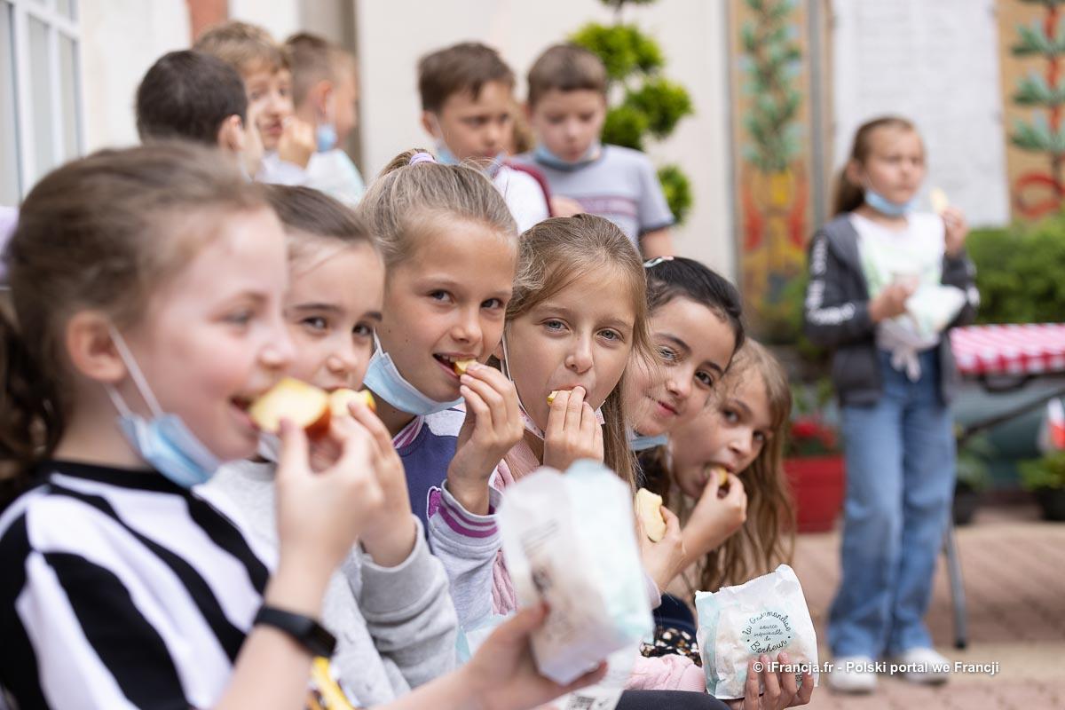 Dzień Dziecka w Szkole Polskiej w Paryżu