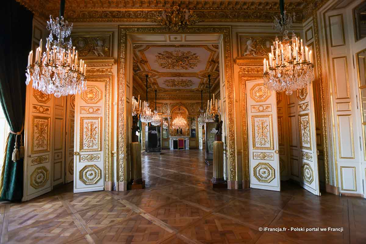 Dawna siedziba Ministerstwa Marynarki Wojennej w Paryżu otwarta dla zwiedzających od 12 czerwca. Fotorelacja