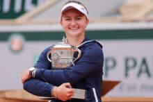 Czeszka zwyciężczynią wielkoszlemowego turnieju Rolanda Garrosa