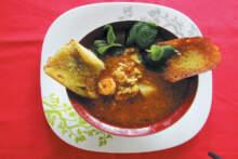 Ryby ze słodkich wód – zupa
