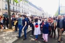 Najwięcej protestów przeciw paszportom sanitarnym na południowym wschodzie kraju