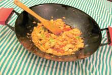 Azjatyckie perfumy i rybne curry