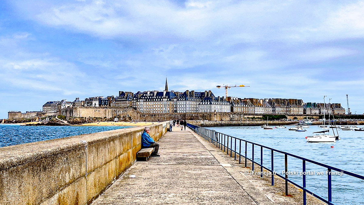 Saint-Malo, Dinard… perełki Bretanii