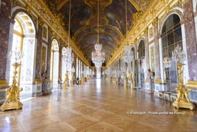 Pałac w Wersalu czeka na zwiedzających