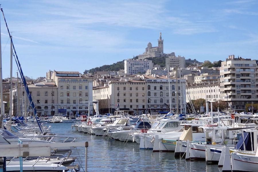 Plan Macrona dla Marsylii, która ma stać się stolicą Morza Śródziemnego