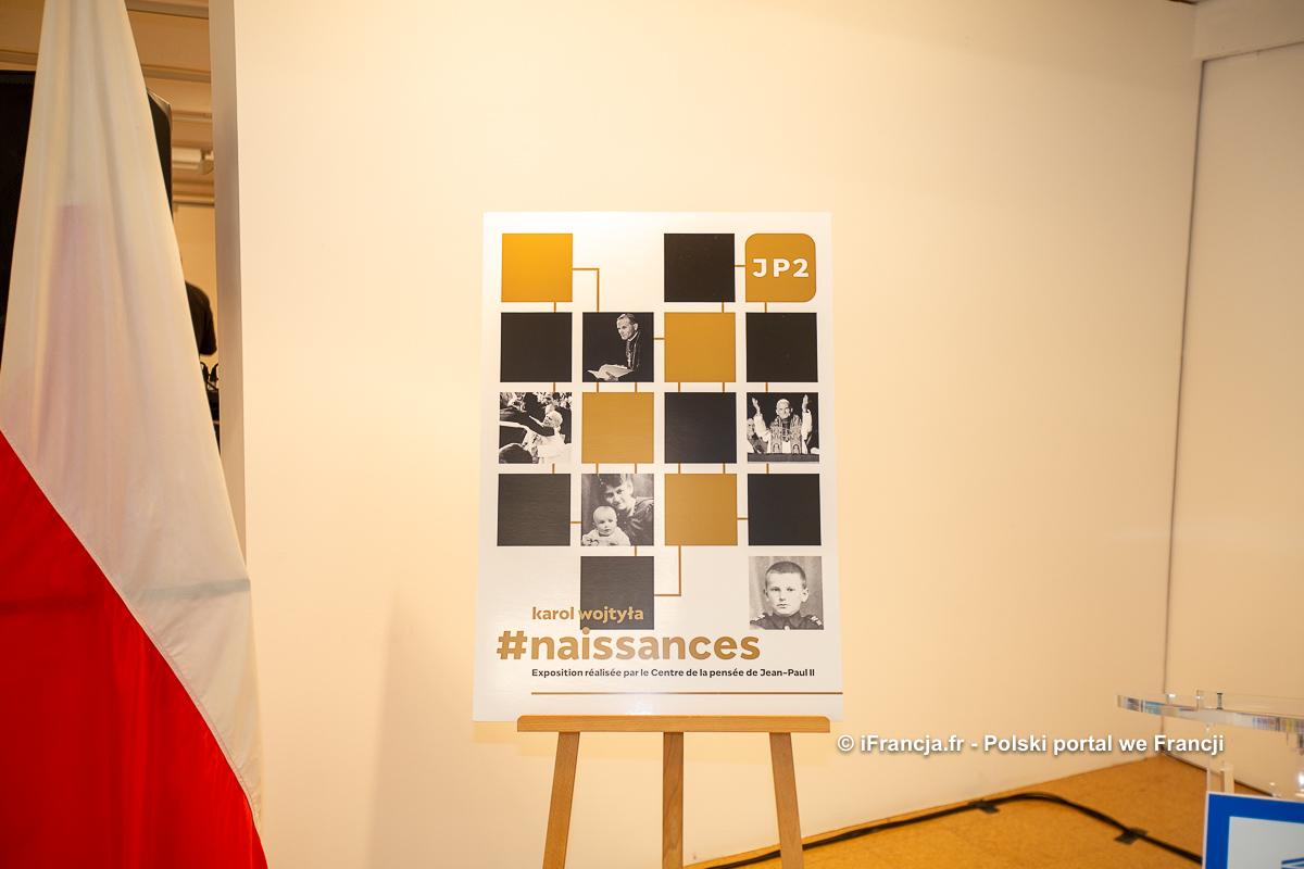 """Wystawa """"Karol Wojtyła. Narodziny"""" w UNESCO"""