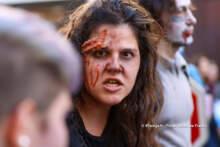 Zombie Walk czyli marsz żywych trupów w Paryżu!