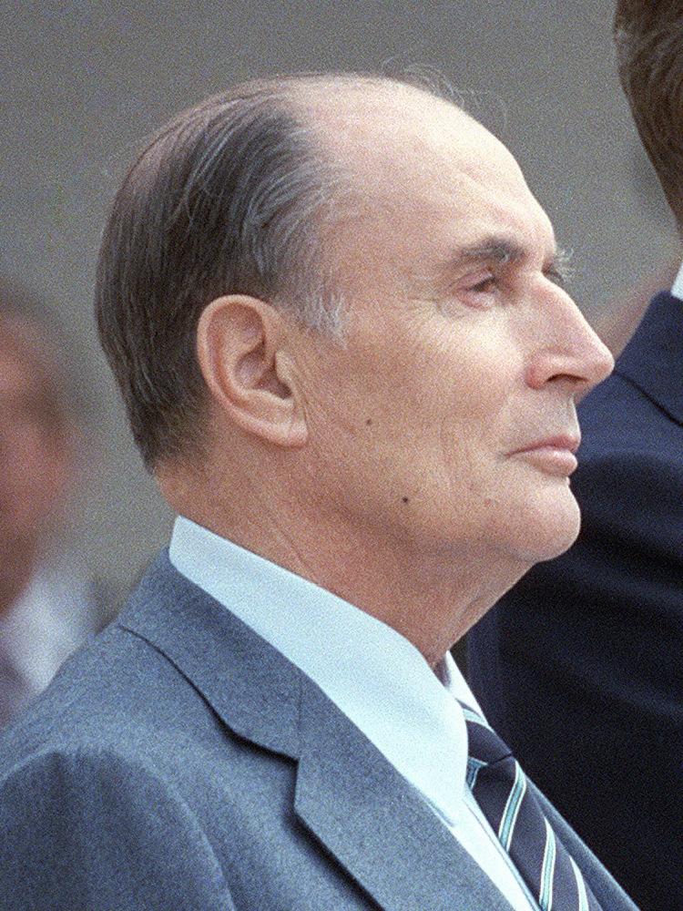 20 rocznica śmierci prezydenta Mitterranda