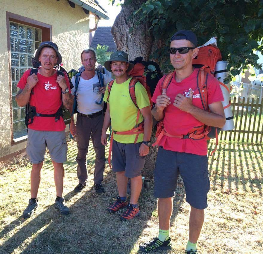 Pomoc dla pielgrzymów z Polski na trasie Falck-Lisieux
